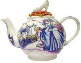 Disney Cinderella Teapot Dishwasher safe - $191.99