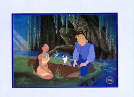 Disney Pocahontas Special Lithograph Rare - $18.59