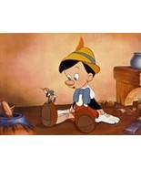 Pinocchio & Jiminy Cricket Original Walt Disney Prod - $43.09