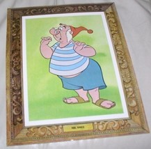 Disney Mr. Smee  from movie  Peter Pan Lobby Card - $36.19