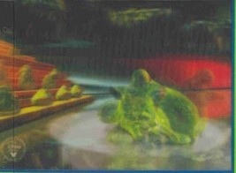 Disney Flubber 3D  Commemorative Gold Seal Lithograph - $19.34