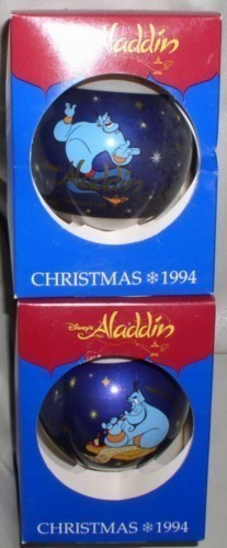 Primary image for Disney  Genie Magic Lamp Glass Ornament