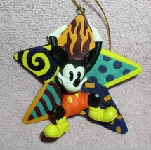 Disney  Mickey Artist Collection Ornament by P. Scanlan - $29.99