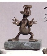Disney  Donald Duck Bronze LE 75 Chilmark - $687.36