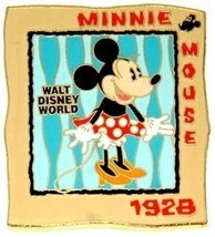 Disney WDW - On With The Show Minnie Event  Pin/Pins - $28.72