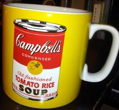 Andy Warhol Campbell Soup Mug - $14.00
