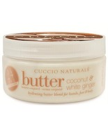 Cuccio Naturale Coconut and White Ginger Butter Blend 8 oz - $25.75