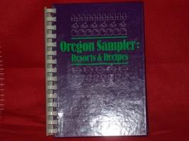 Oregon Sampler-Resorts & Recipes - $1.00