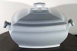 1890'S IRONSTONE TUREEN KNOWLES TAYLOR & KN... - $90.00