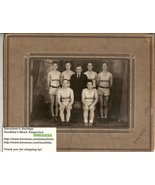 Yunker's BasketBall Team 1930's Photo Mansfield Ohio - $65.00