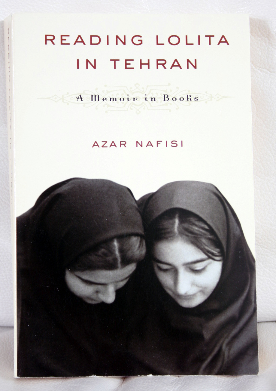 Reading Lolita in Teheran by Azar Nafisi
