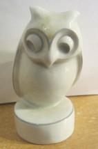 Fein Bayreuth Sophistical Modernistic Owl Figurine - $56.95