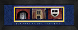 Northern Arizona University Officially Licensed Framed Campus Letter Art - $39.95