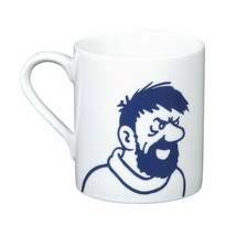 Capt. Haddock porcelain mug in gift box Tintin official product image 2