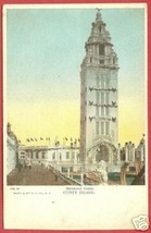 Coney Island NY Dreamland Tower UDB Postcard BJs - $8.50