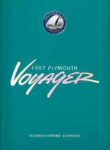 1997 Plymouth GRAND VOYAGER sales brochure catalog US 97 SE - $6.00