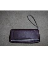 Victoria's Secret Purple Clutch Purse With Sparkles Bag Tote Handbag - $10.00