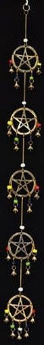 5 STAR WINDCHIMES 32 Inches Long FREE SHIPPING  Wind Chimes - $26.99