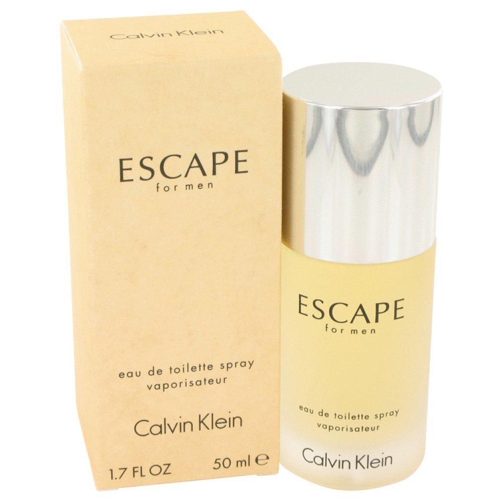 Escape By Calvin Klein Eau De Toilette Spray 1.7 Oz 412987
