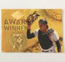 # 14 of 25 Kirt Manwaring 1994 Fleer Ultra Award Winners Baseball - $1.75