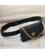Tory Burch Kira Mixed-Materials Belt Bag - $238.00