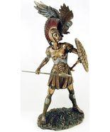 ATHENA STATUE Greek Goddess  ATHENE MINERVA - WISDOM - ARTS OF WAR -  WE... - $82.99