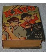 Better Little Book Kayo and Moon Mullins The One Man Gang 1939 - $22.00