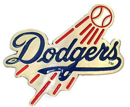 Dodgers   Belt Buckle,  Officially Lincensed MLB , SMALL SIZE, LOS ANGELES NEW!! image 1