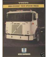 1995 Volvo Xpeditor Truck Brochure - $10.00