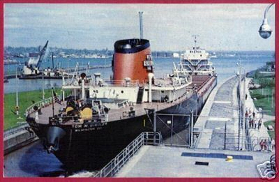 FREIGHTER TOM M GIRDLER Republic Steel Soo Michigan MI