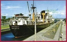 FREIGHTER Hoperidge Newcastle England Soo Ship MI - $6.00