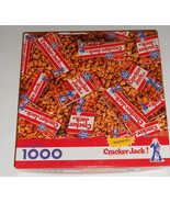 Cracker Jacks 1000 Piece Springbok Puzzle Complete - $12.50