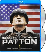 PATTON [NEW BLU-RAY + DVD] - $12.99