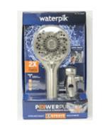 Waterpik Powerpulse Therapeutic Massage Hand Held Showerhead QTL-969MEP - $39.59