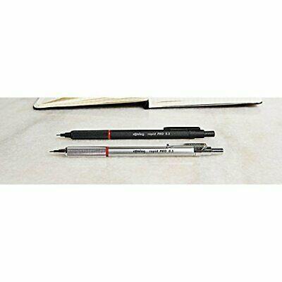 rOtring Rapid Pro Mechanical Pencil, .5mm, Black image 4