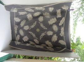 Womens Square New York Boroughs Scarf NYC Brooklyn Queens Bronx West Vil... - $19.99
