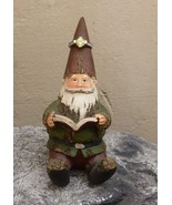 Haunted Lucky Magic Gnome Dionysos With Illuminati RIng Wealth Prosperity - $89.99