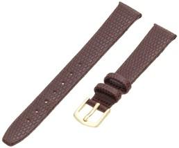 Hadley-Roma Women's LSL706LA 100 Genuine Leather Strap Watchband Br... SHIPSFREE - $9.49