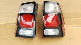 00-04 Mitsubishi Montero Pajero Sport Euro JDM Tail light Lamps Set L&R image 1