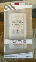 Case-Mate Samsung Galaxy S8 Case - Naked Tough Clear (NEW / OEM / Genuine)  - $3.96