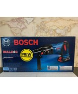 "GBH18V-26DK15 Bosch Bulldog Core18V 1"" SDS-Plus Cordless Rotary Hammer D... - $184.50"