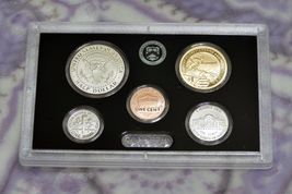 2 2017-S US Mint 225TH Anniversary Uncirculated ENHANCED 10 Coin Set In Mint Box image 8