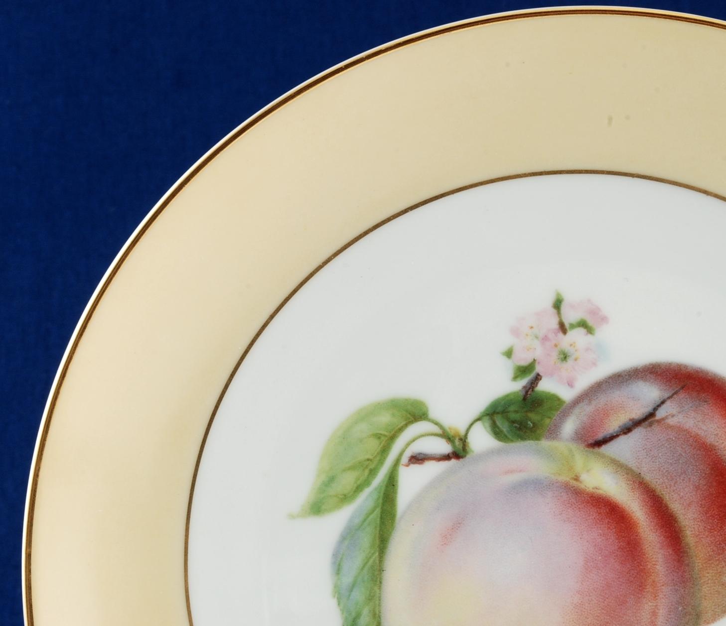 Tirschenreuth Bavaria Germany Peach Dessert and 50 similar items