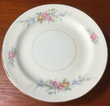 "10 Georgian Eggshell Cashmere Bread Plates 6"" Homer Laughlin image 3"
