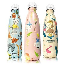 Stainless Steel Vacuum Insulated Water Bottle for Sport Travel, 17ounce ... - $243,93 MXN