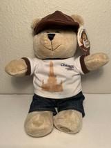 Starbucks 2009 Plush Chicago Bearista Bear Destination Series Stuffed Teddy - $13.85