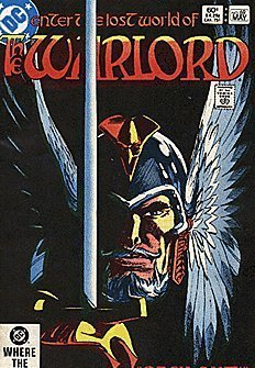 Warlord (1976 series) #69 [Comic] [Jan 01, 1976] DC Comics