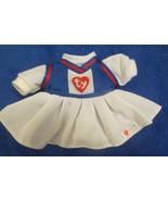 Ty Gear for Beanie Kids Cheerleading Dress - $7.12