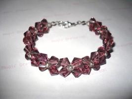 Handmade Crystal Bracelet - $8.00