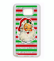 CUTE CHRISTMAS STOCKING PHONE Case For Samsung Galaxy S9 S8 S7 NOTE SANT... - $12.99+